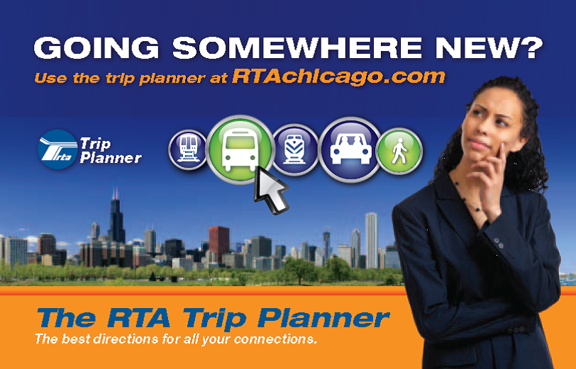 RTA CTA Car Card