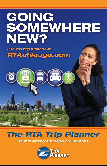 RTA Metra One Sheet